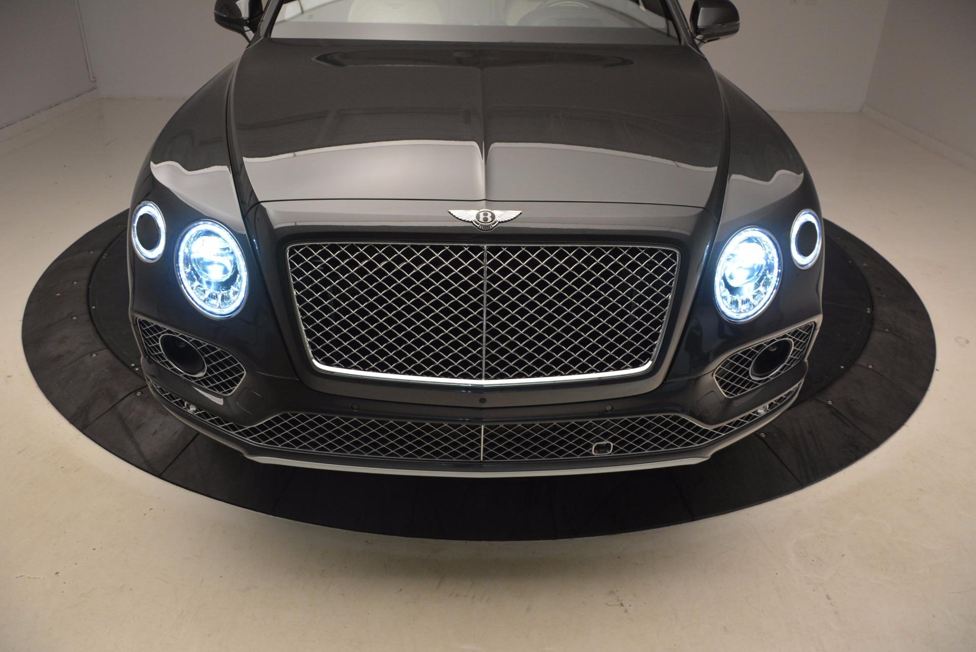 New 2018 Bentley Bentayga Signature For Sale In Westport, CT 1547_p19