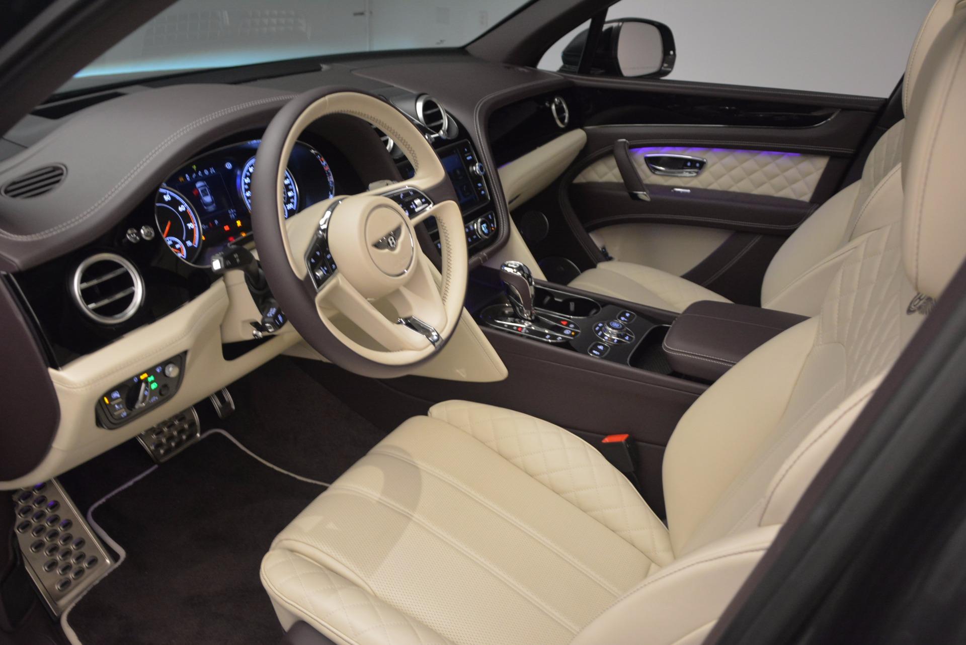 New 2018 Bentley Bentayga Signature For Sale In Westport, CT 1547_p27