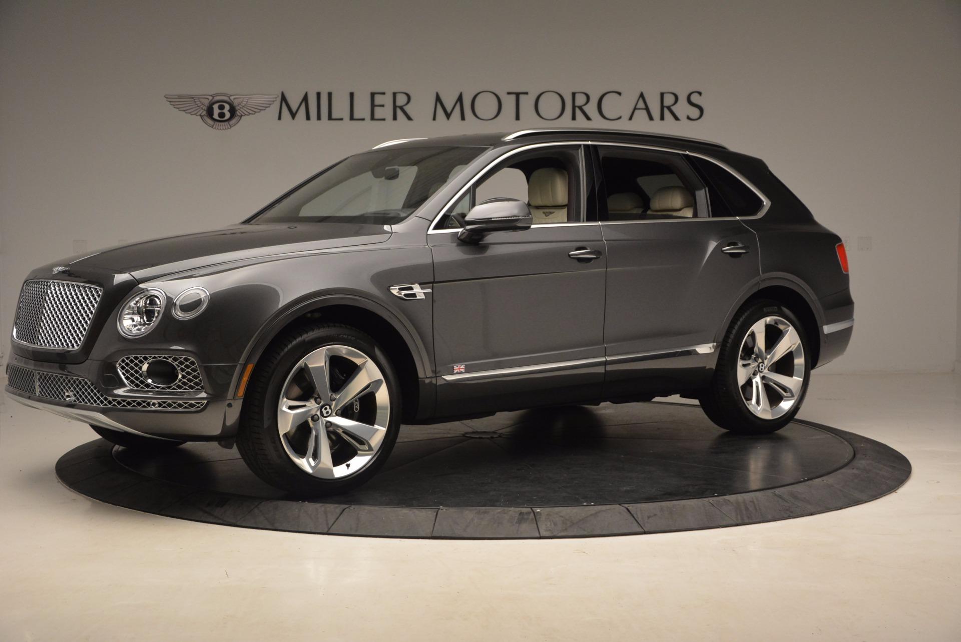 New 2018 Bentley Bentayga Signature For Sale In Westport, CT 1547_p2