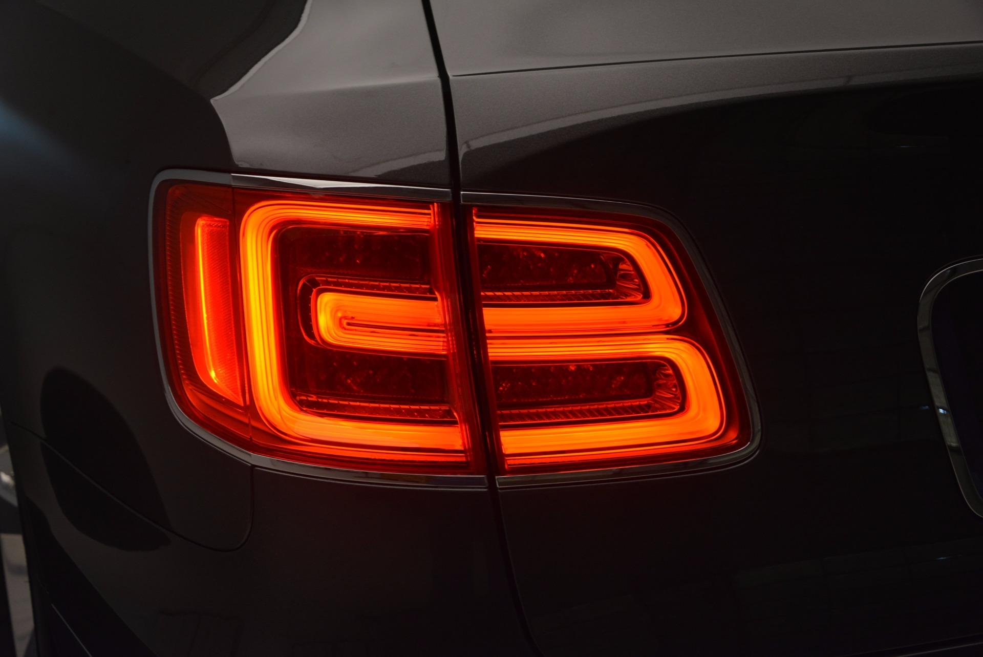 New 2018 Bentley Bentayga Signature For Sale In Westport, CT 1547_p35