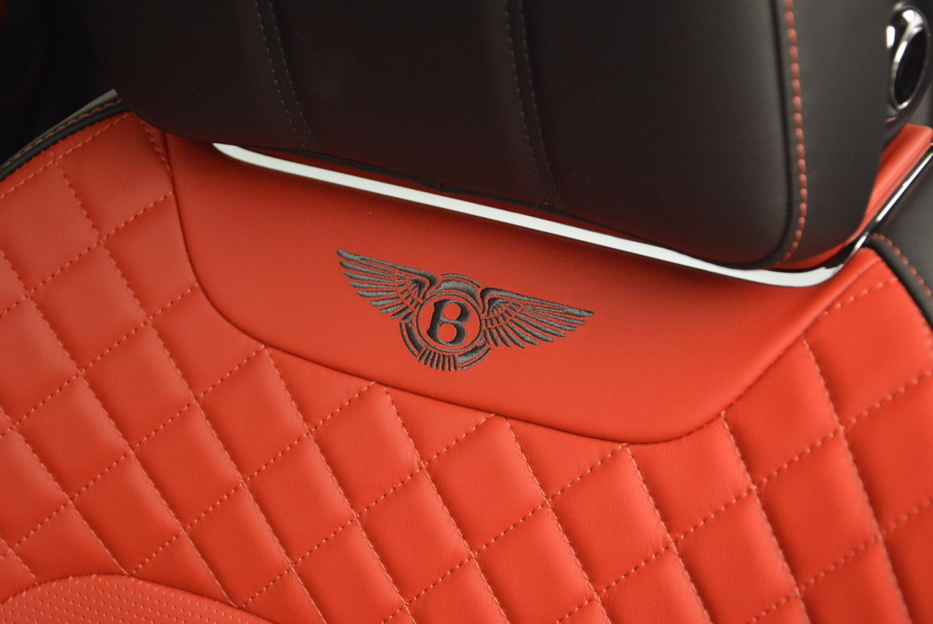 New 2018 Bentley Bentayga Onyx For Sale In Westport, CT 1548_p20
