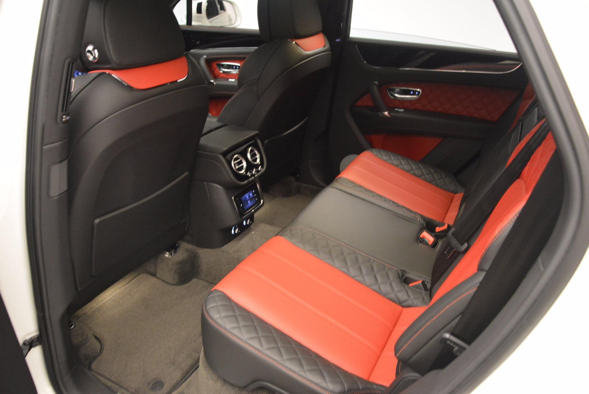 New 2018 Bentley Bentayga Onyx For Sale In Westport, CT 1548_p22