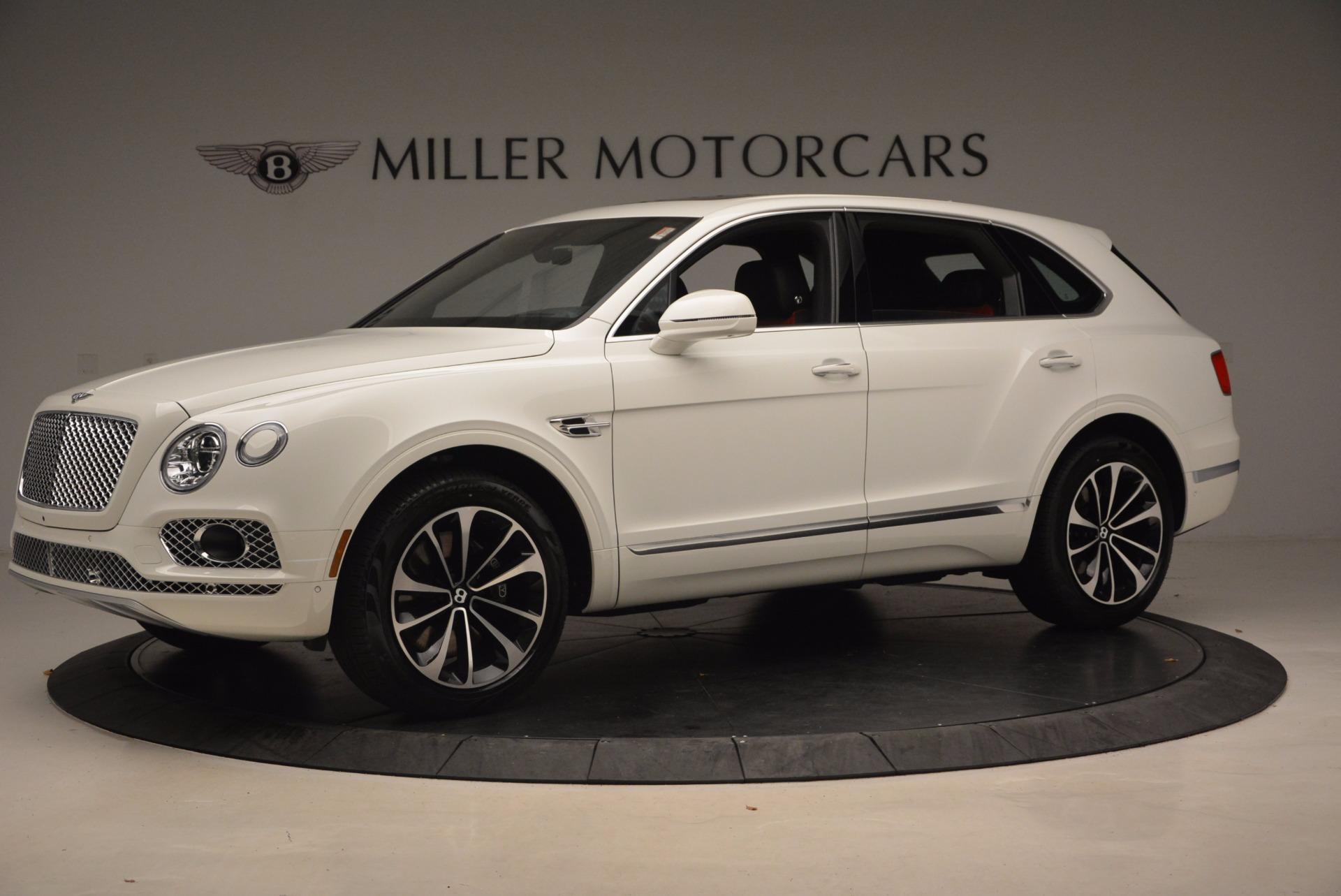 New 2018 Bentley Bentayga Onyx For Sale In Westport, CT 1548_p2