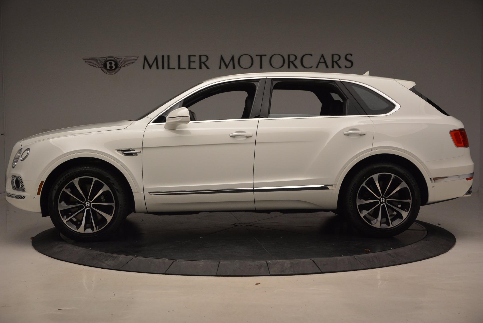 New 2018 Bentley Bentayga Onyx For Sale In Westport, CT 1548_p3