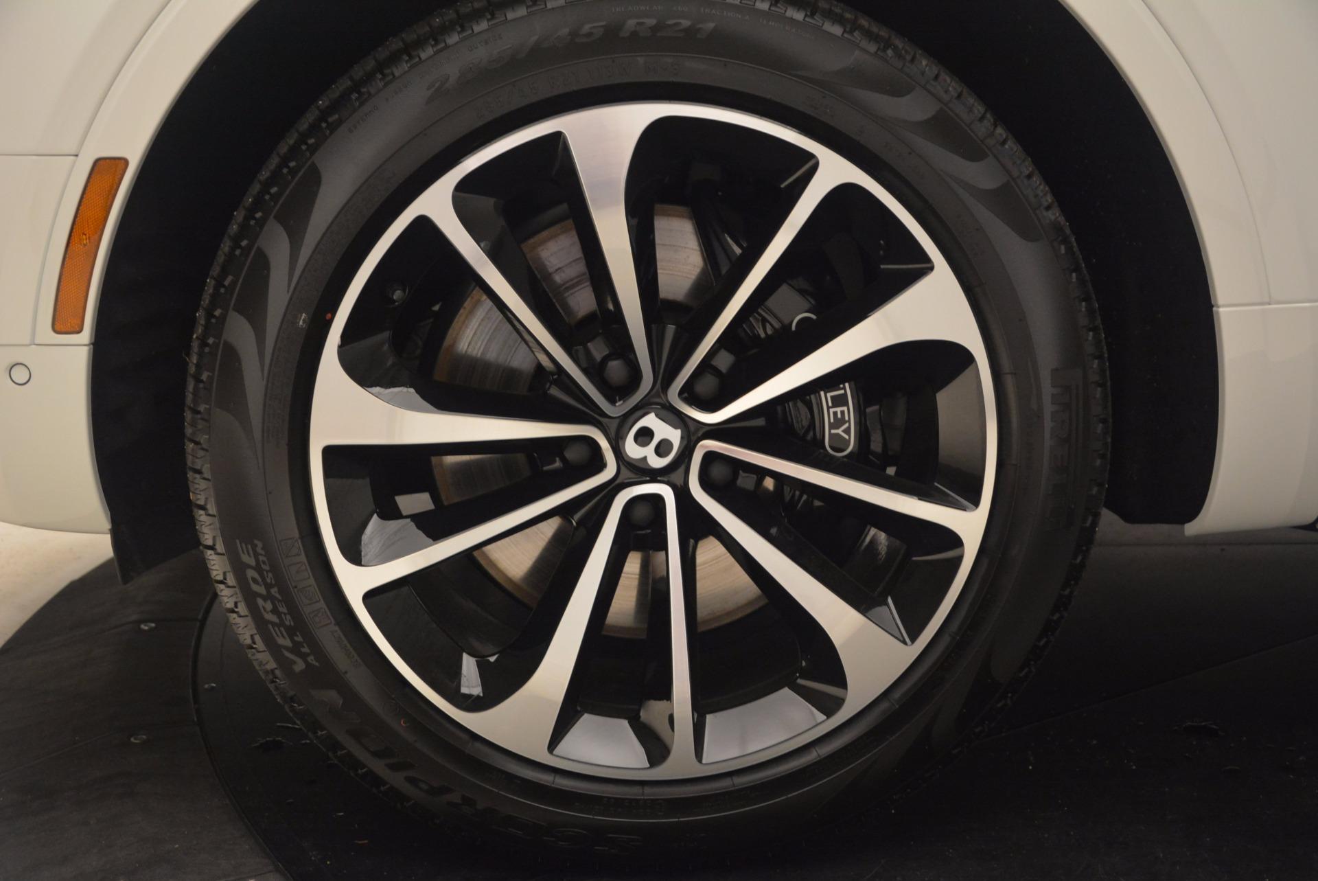 Used 2018 Bentley Bentayga Onyx For Sale In Westport, CT 1549_p14