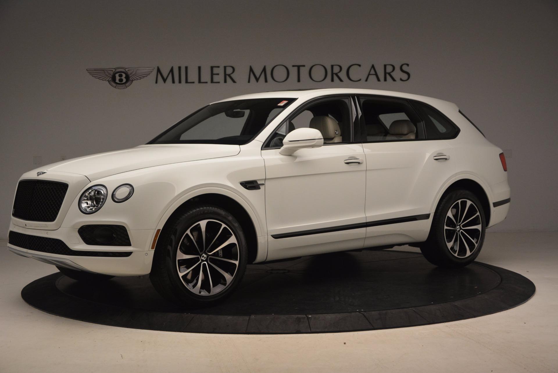 Used 2018 Bentley Bentayga Onyx For Sale In Westport, CT 1549_p2