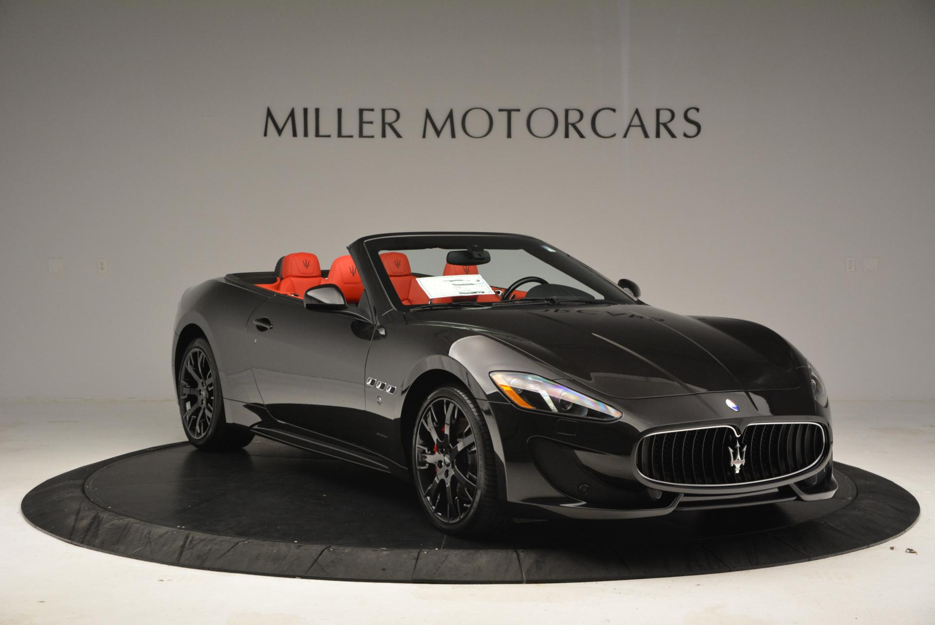 New 2016 Maserati GranTurismo Convertible Sport For Sale In Westport, CT 155_p21