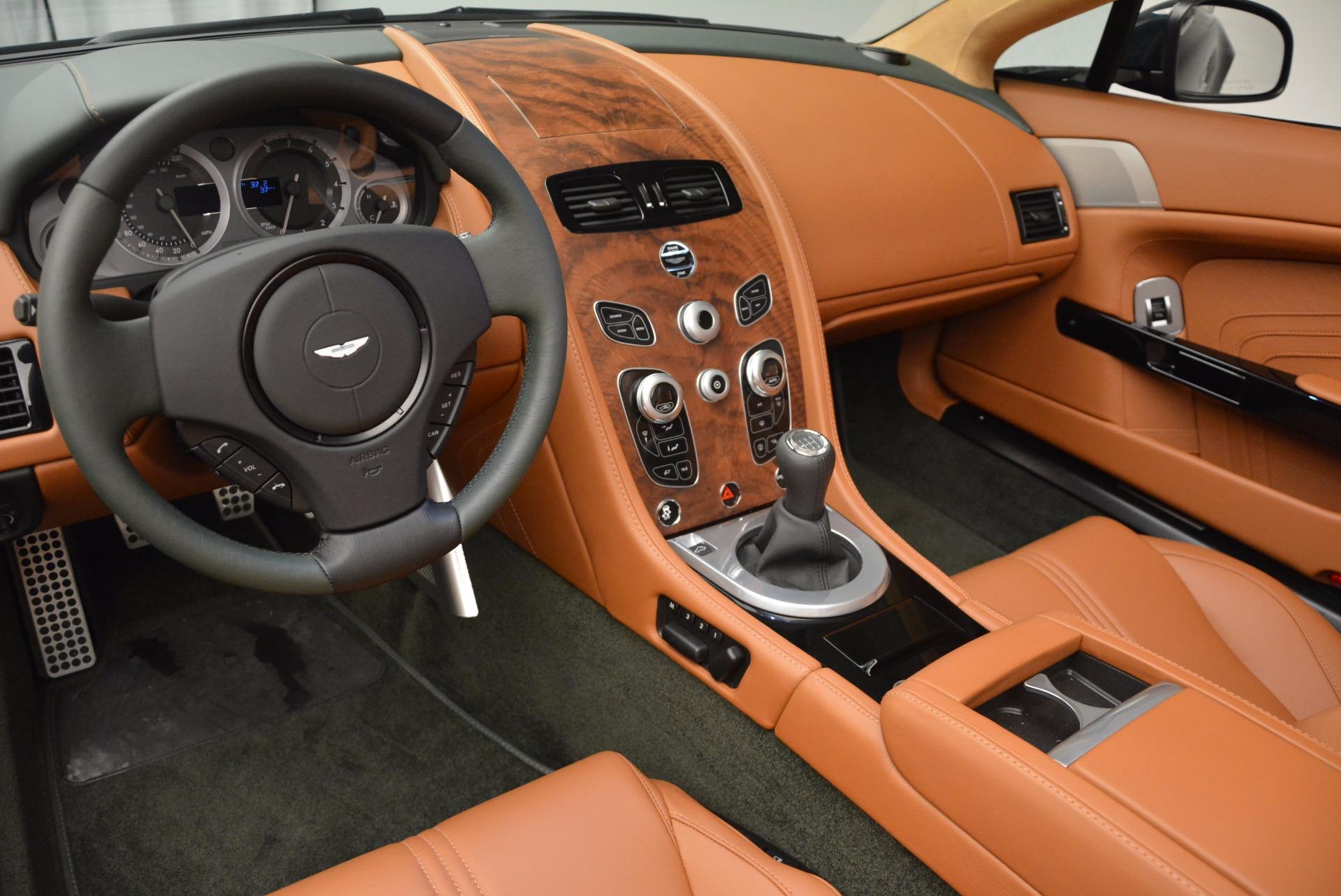 Used 2016 Aston Martin V8 Vantage S Roadster For Sale In Westport, CT 1550_p20