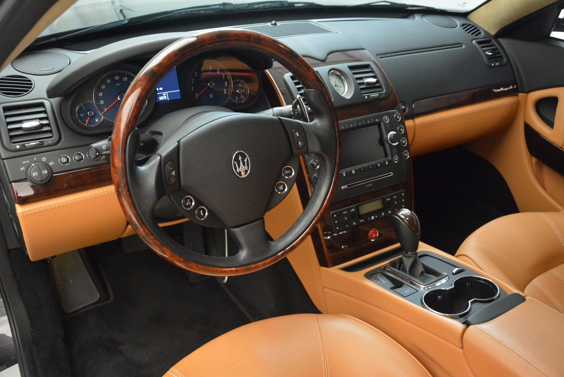 Used 2010 Maserati Quattroporte S For Sale In Westport, CT 1551_p25