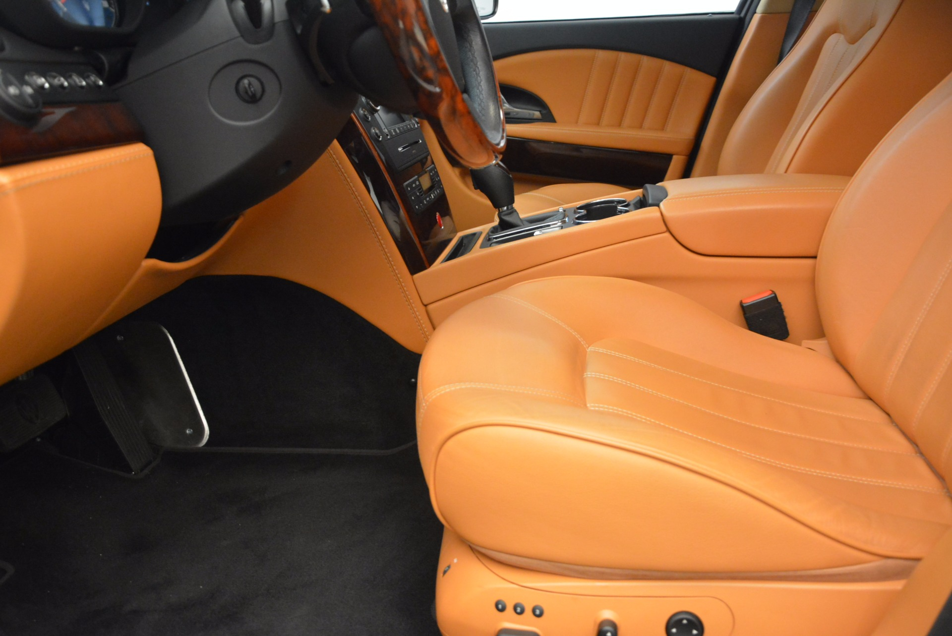 Used 2010 Maserati Quattroporte S For Sale In Westport, CT 1551_p26