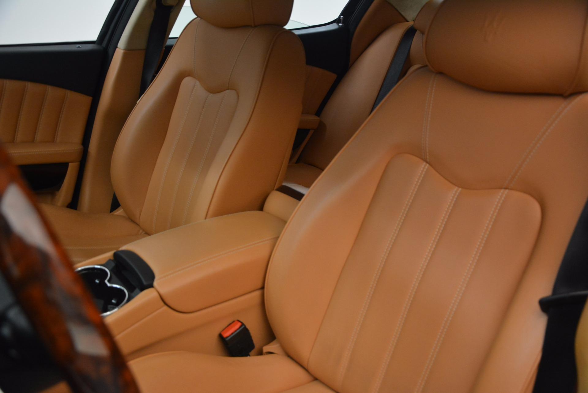 Used 2010 Maserati Quattroporte S For Sale In Westport, CT 1551_p27