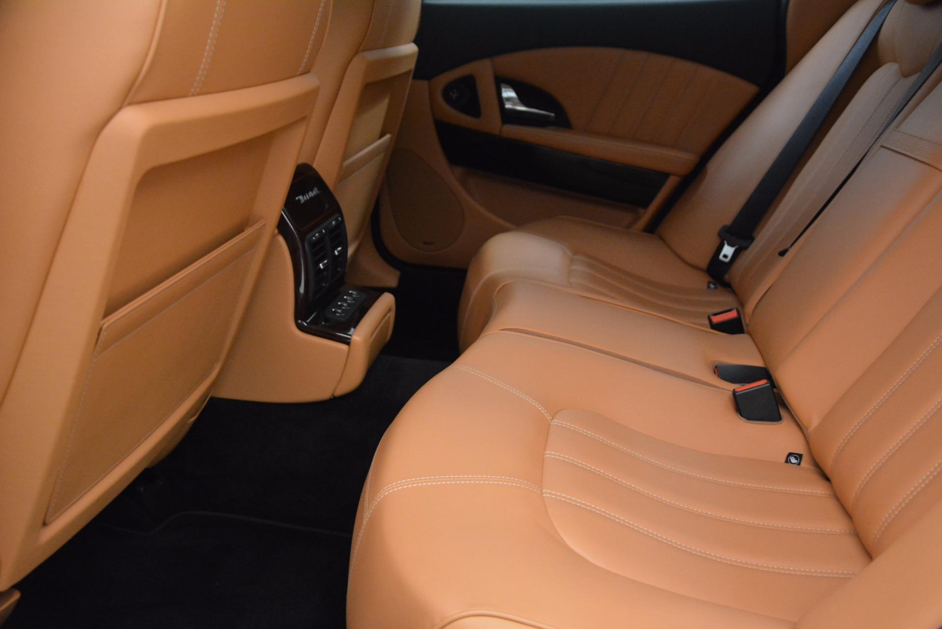 Used 2010 Maserati Quattroporte S For Sale In Westport, CT 1551_p30