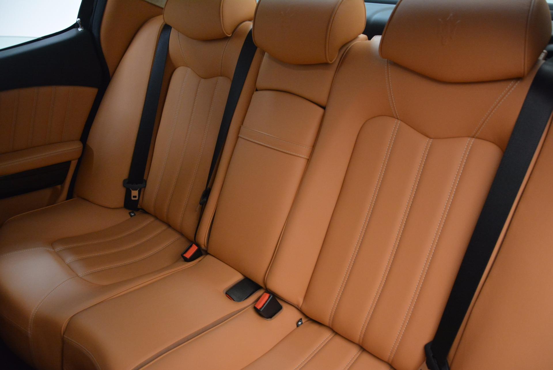 Used 2010 Maserati Quattroporte S For Sale In Westport, CT 1551_p33