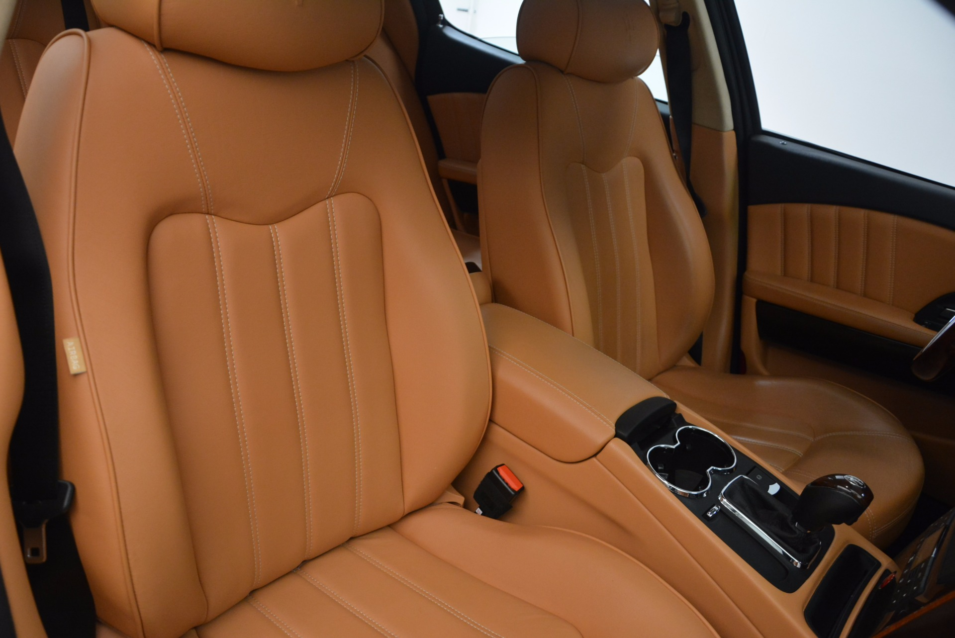 Used 2010 Maserati Quattroporte S For Sale In Westport, CT 1551_p36
