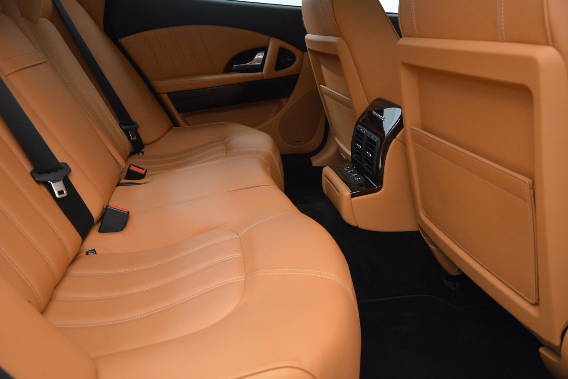 Used 2010 Maserati Quattroporte S For Sale In Westport, CT 1551_p38