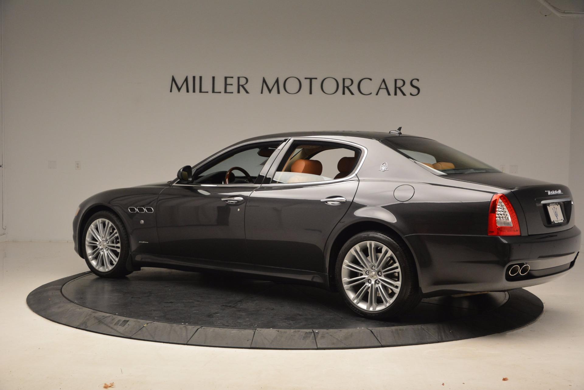 Used 2010 Maserati Quattroporte S For Sale In Westport, CT 1551_p4