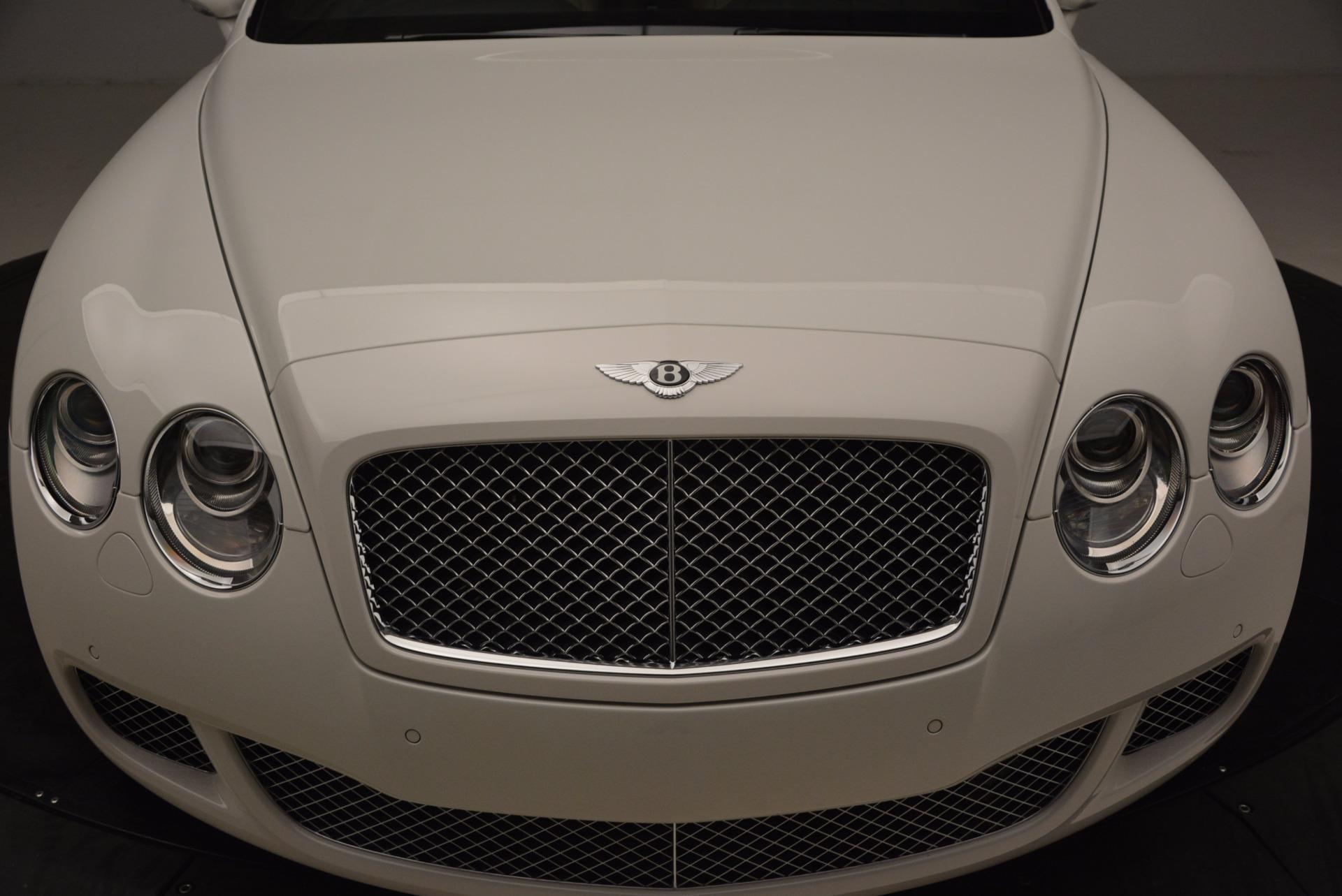 Used 2008 Bentley Continental GT Speed For Sale In Westport, CT 1552_p15