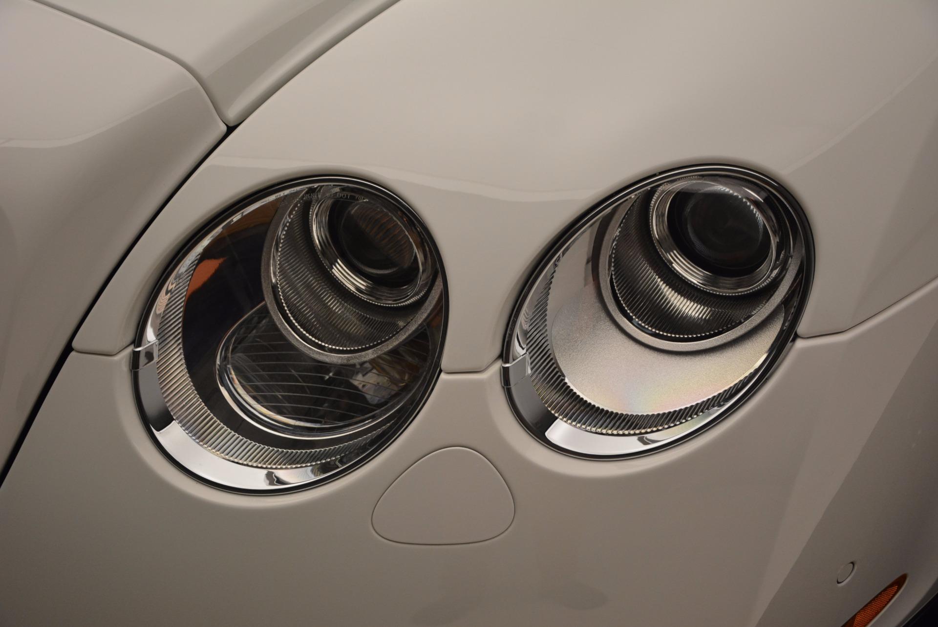 Used 2008 Bentley Continental GT Speed For Sale In Westport, CT 1552_p16