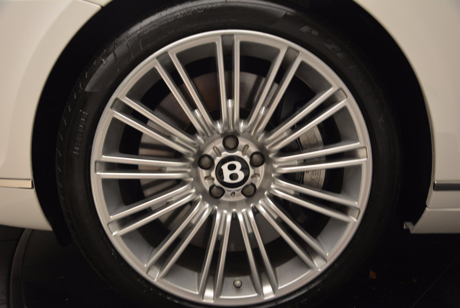 Used 2008 Bentley Continental GT Speed For Sale In Westport, CT 1552_p17