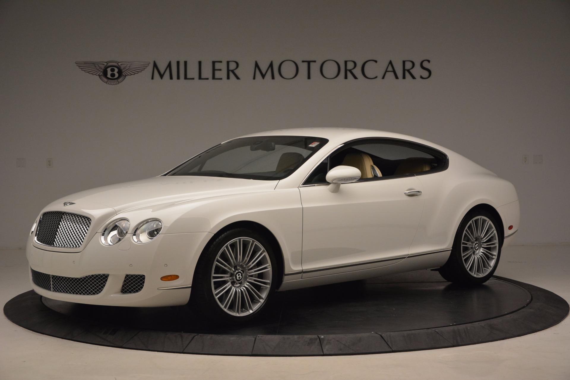 Used 2008 Bentley Continental GT Speed For Sale In Westport, CT 1552_p2