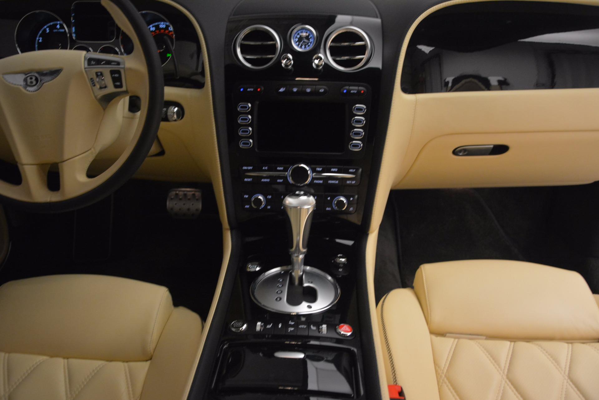 Used 2008 Bentley Continental GT Speed For Sale In Westport, CT 1552_p34