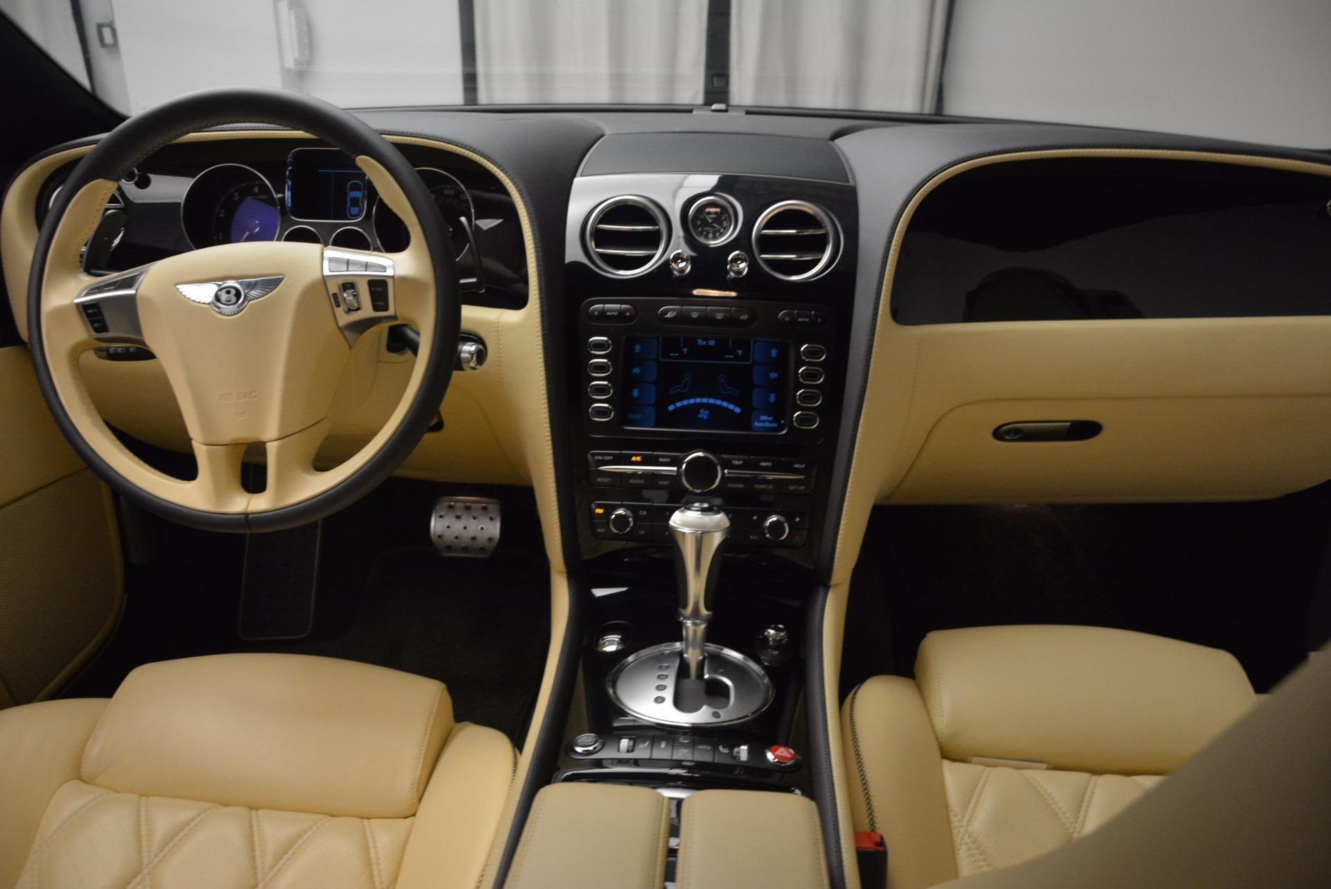 Used 2008 Bentley Continental GT Speed For Sale In Westport, CT 1552_p41
