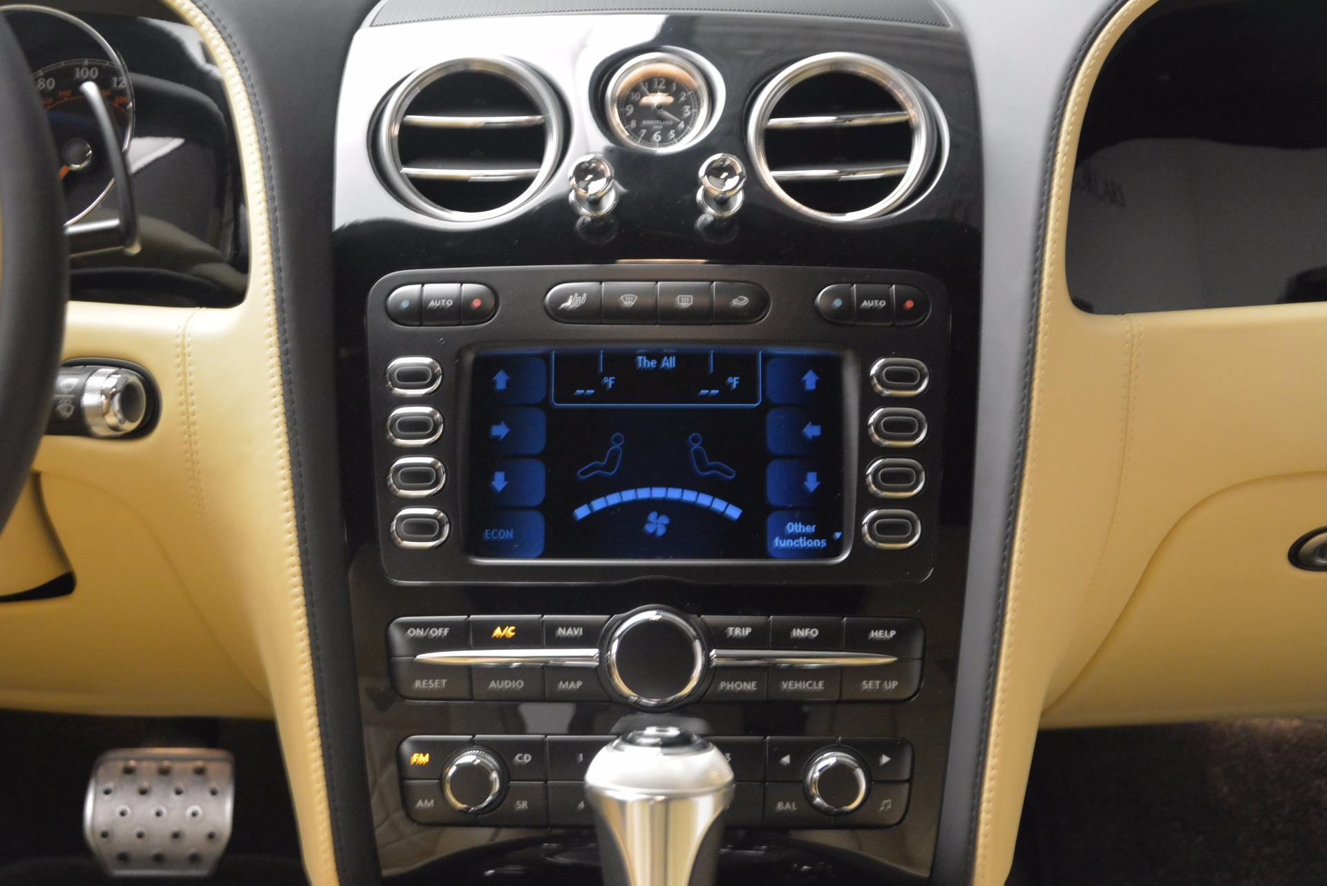 Used 2008 Bentley Continental GT Speed For Sale In Westport, CT 1552_p42