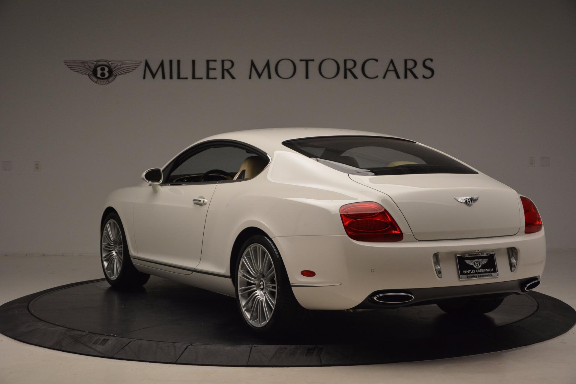 Used 2008 Bentley Continental GT Speed For Sale In Westport, CT 1552_p6