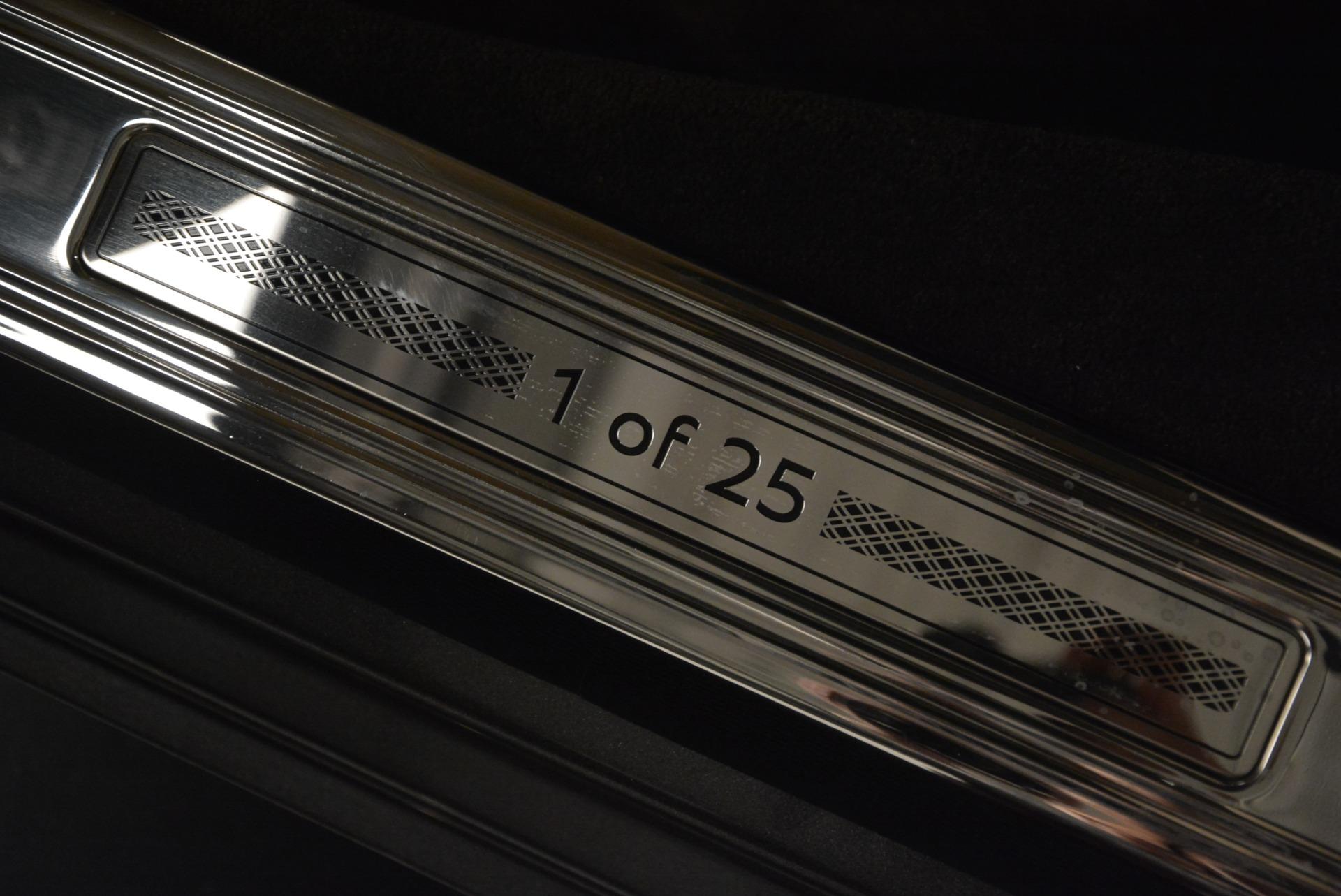 Used 2017 Bentley Mulsanne EWB For Sale In Westport, CT 1554_p10