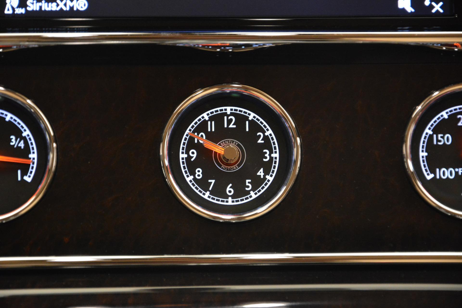 Used 2017 Bentley Mulsanne EWB For Sale In Westport, CT 1554_p16