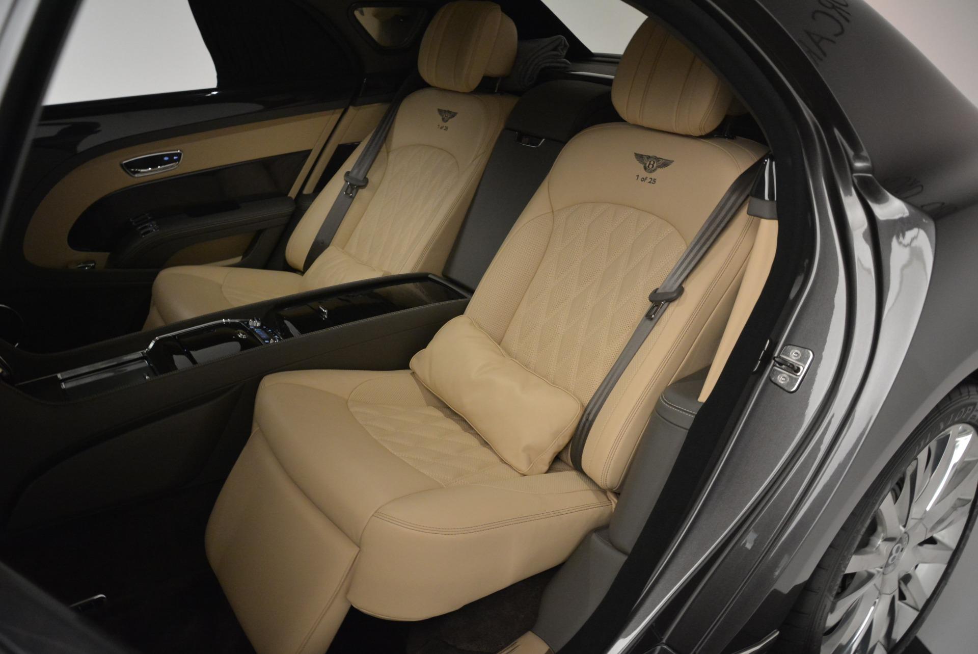 Used 2017 Bentley Mulsanne EWB For Sale In Westport, CT 1554_p19