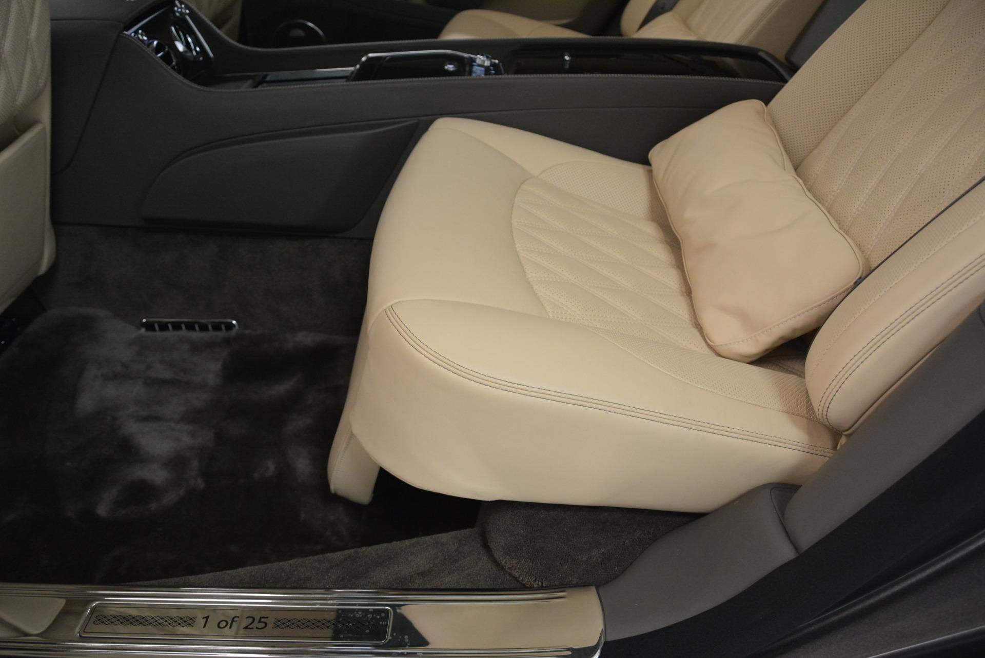 Used 2017 Bentley Mulsanne EWB For Sale In Westport, CT 1554_p20