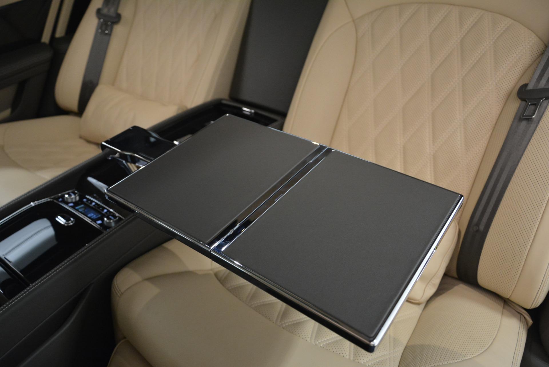 Used 2017 Bentley Mulsanne EWB For Sale In Westport, CT 1554_p25