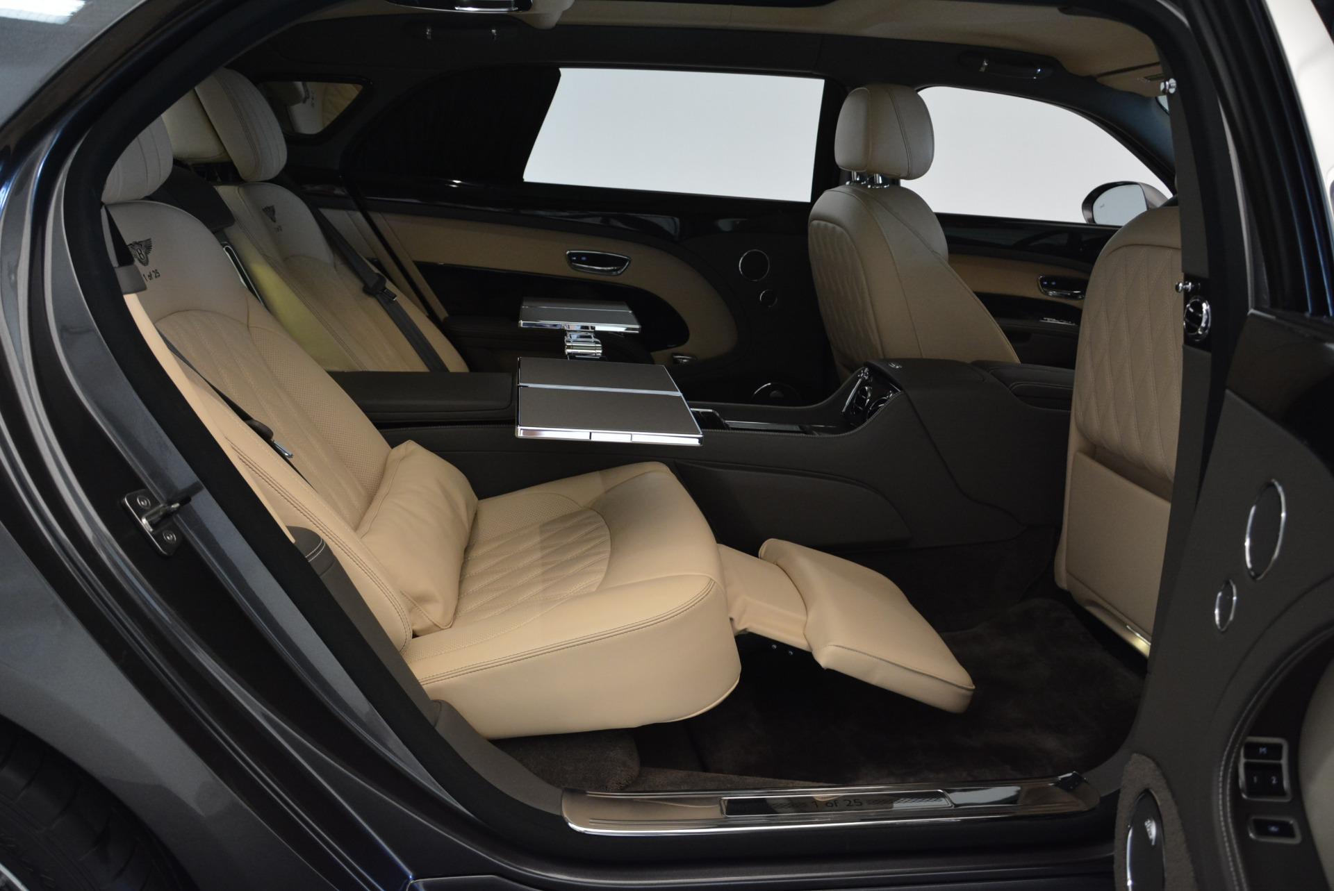 Used 2017 Bentley Mulsanne EWB For Sale In Westport, CT 1554_p27
