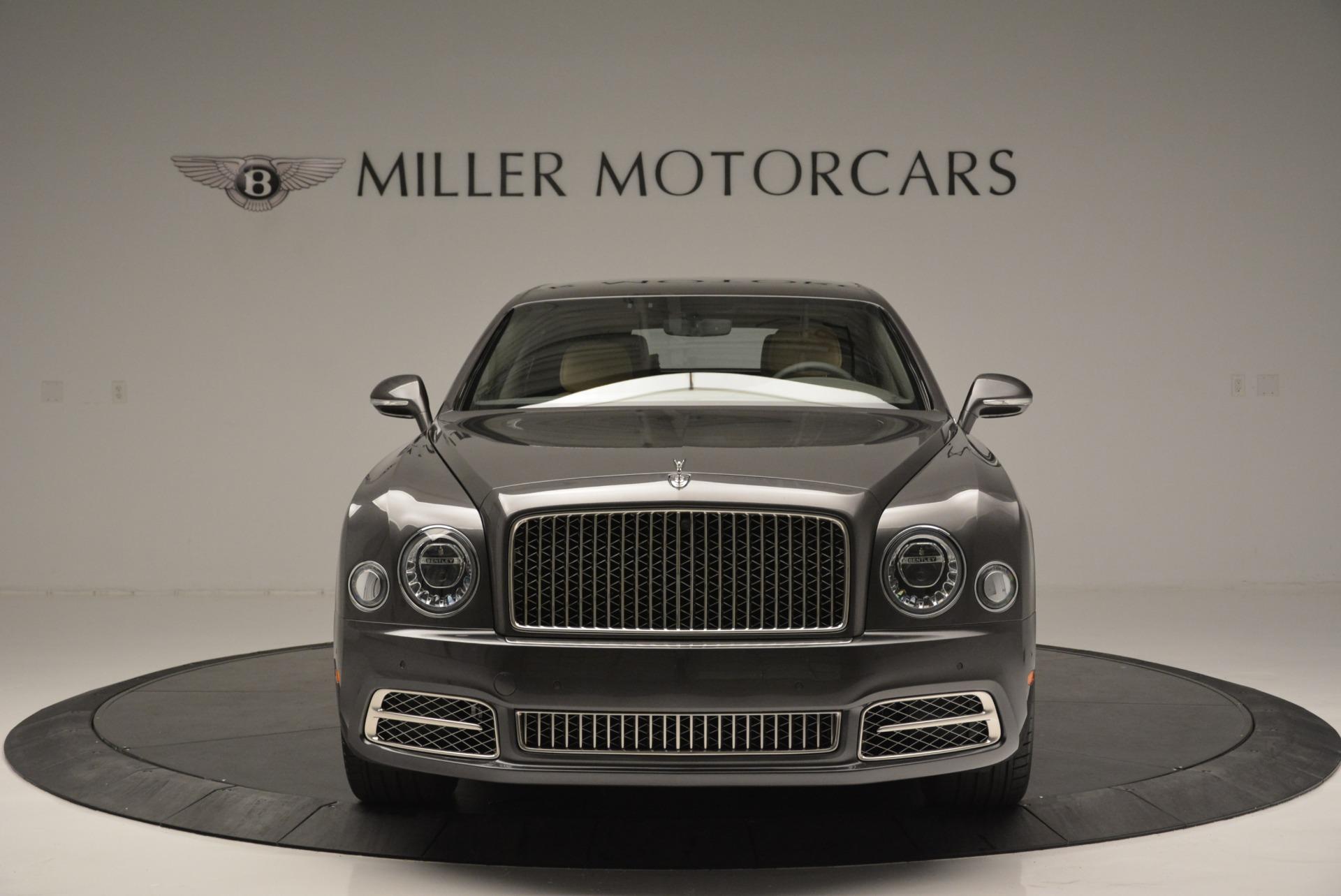 Used 2017 Bentley Mulsanne EWB For Sale In Westport, CT 1554_p2