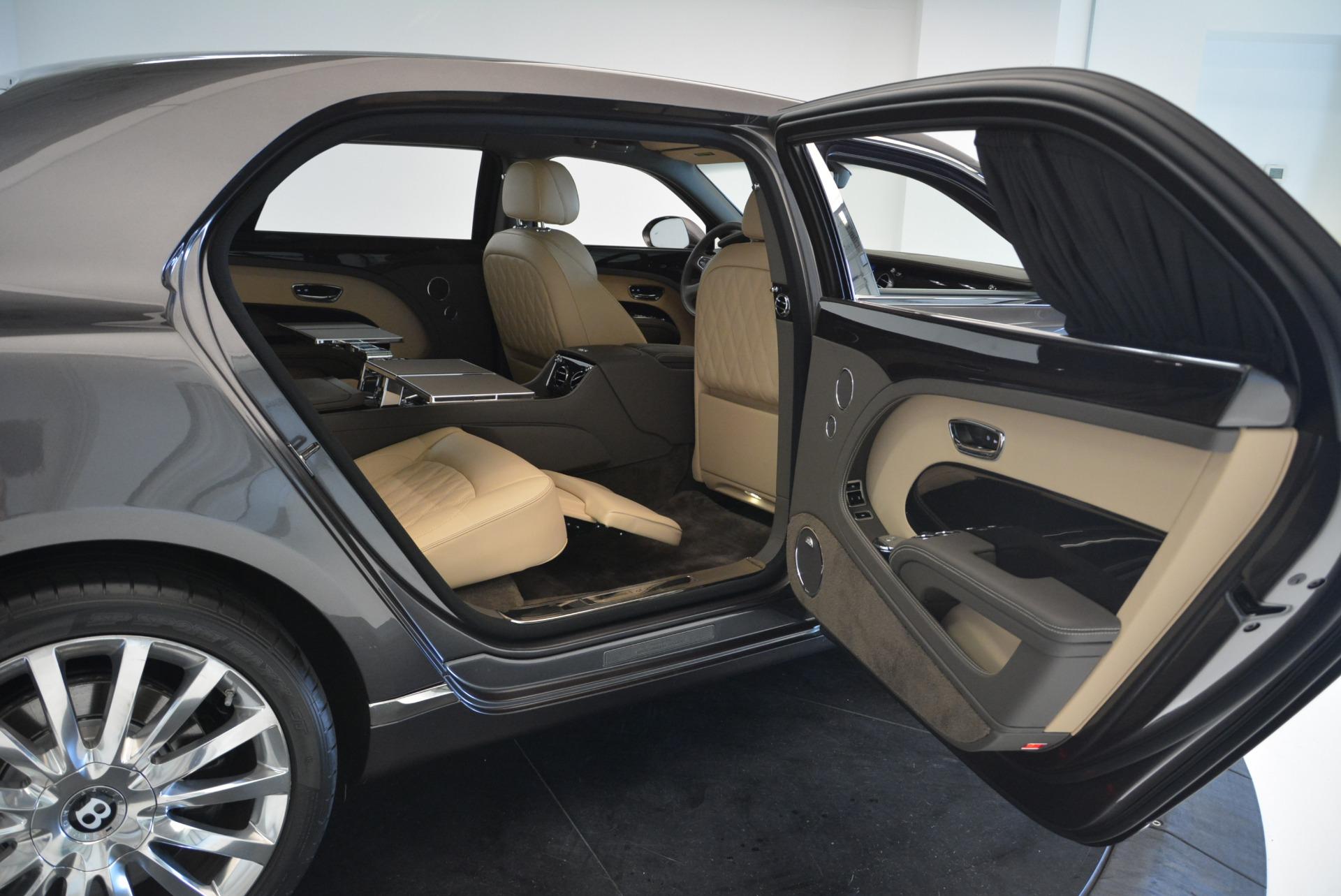 Used 2017 Bentley Mulsanne EWB For Sale In Westport, CT 1554_p31