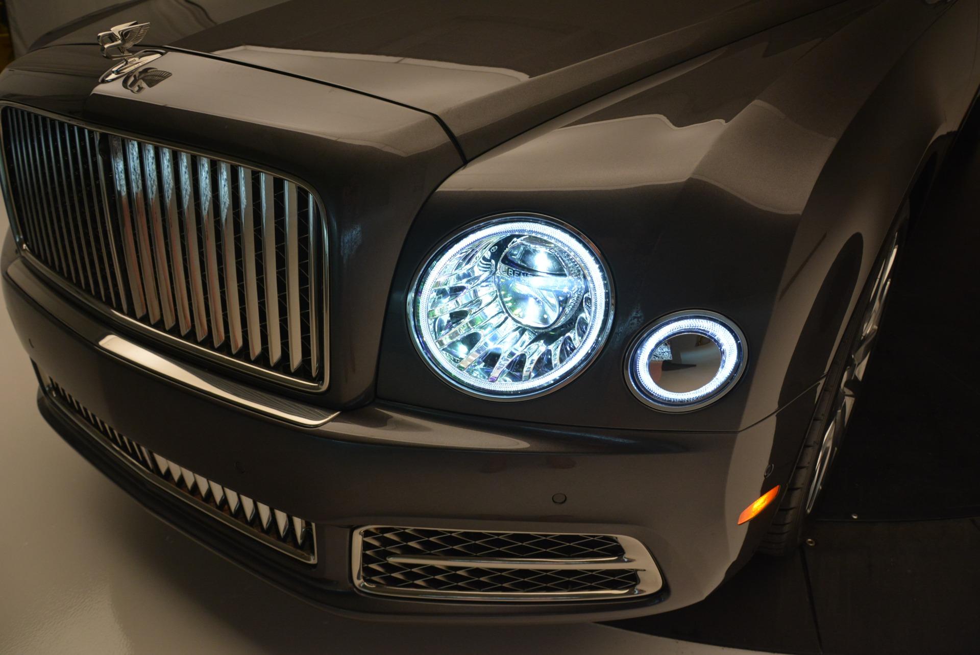 Used 2017 Bentley Mulsanne EWB For Sale In Westport, CT 1554_p5