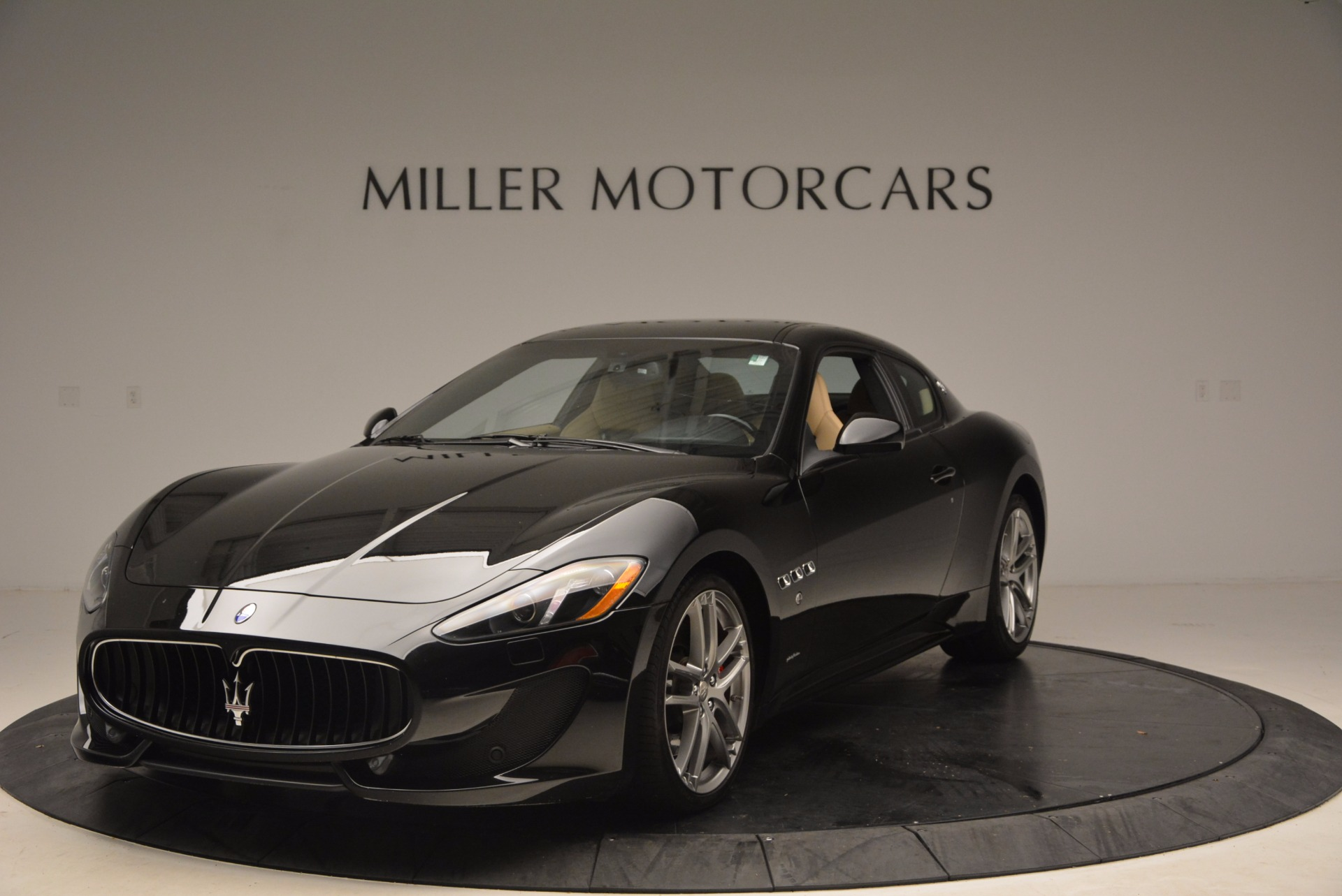 Used 2015 Maserati GranTurismo Sport Coupe For Sale In Westport, CT 1557_main