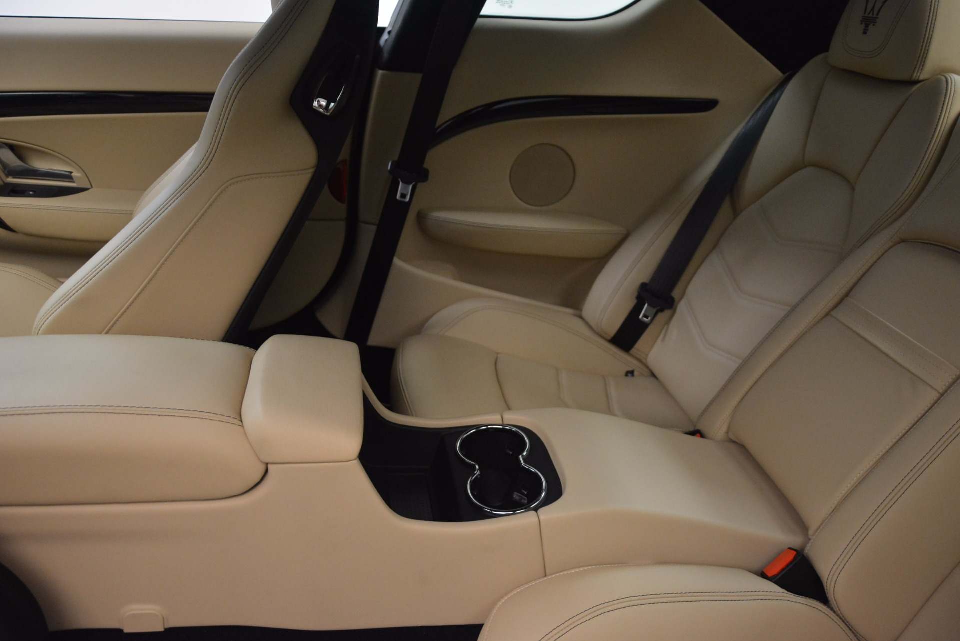 Used 2015 Maserati GranTurismo Sport Coupe For Sale In Westport, CT 1557_p17