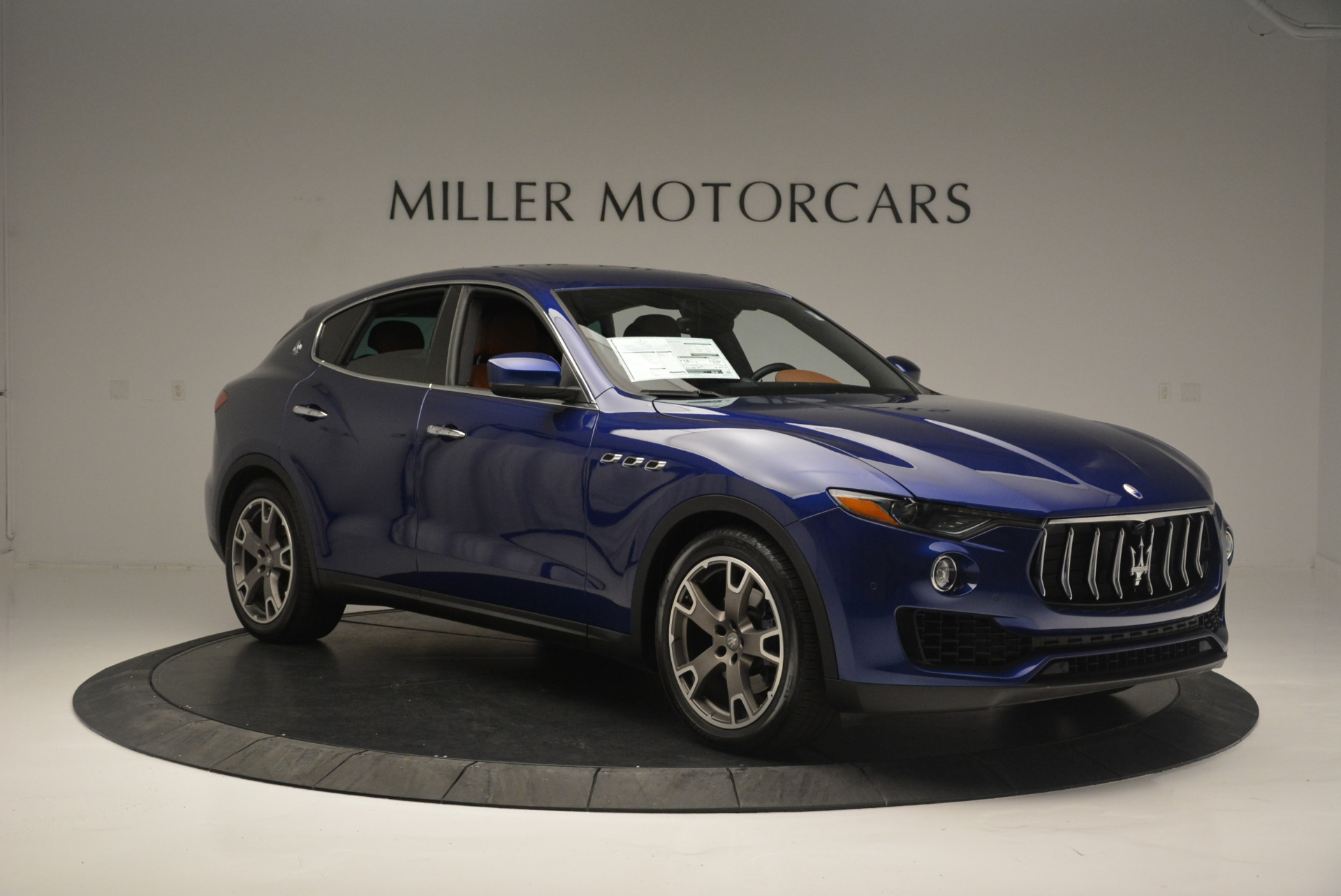 New 2018 Maserati Levante Q4 For Sale In Westport, CT 1558_p13