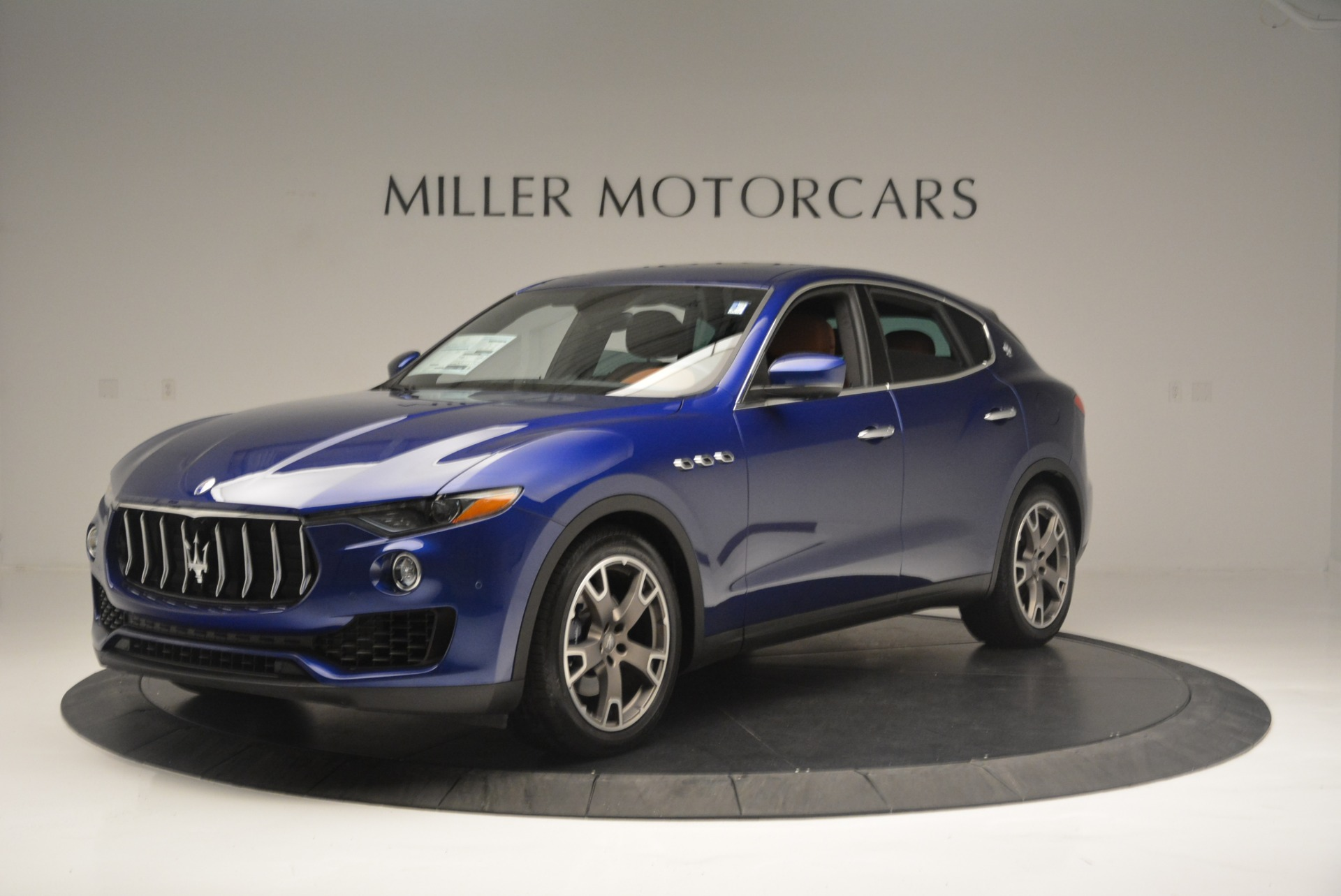 New 2018 Maserati Levante Q4 For Sale In Westport, CT 1558_p2