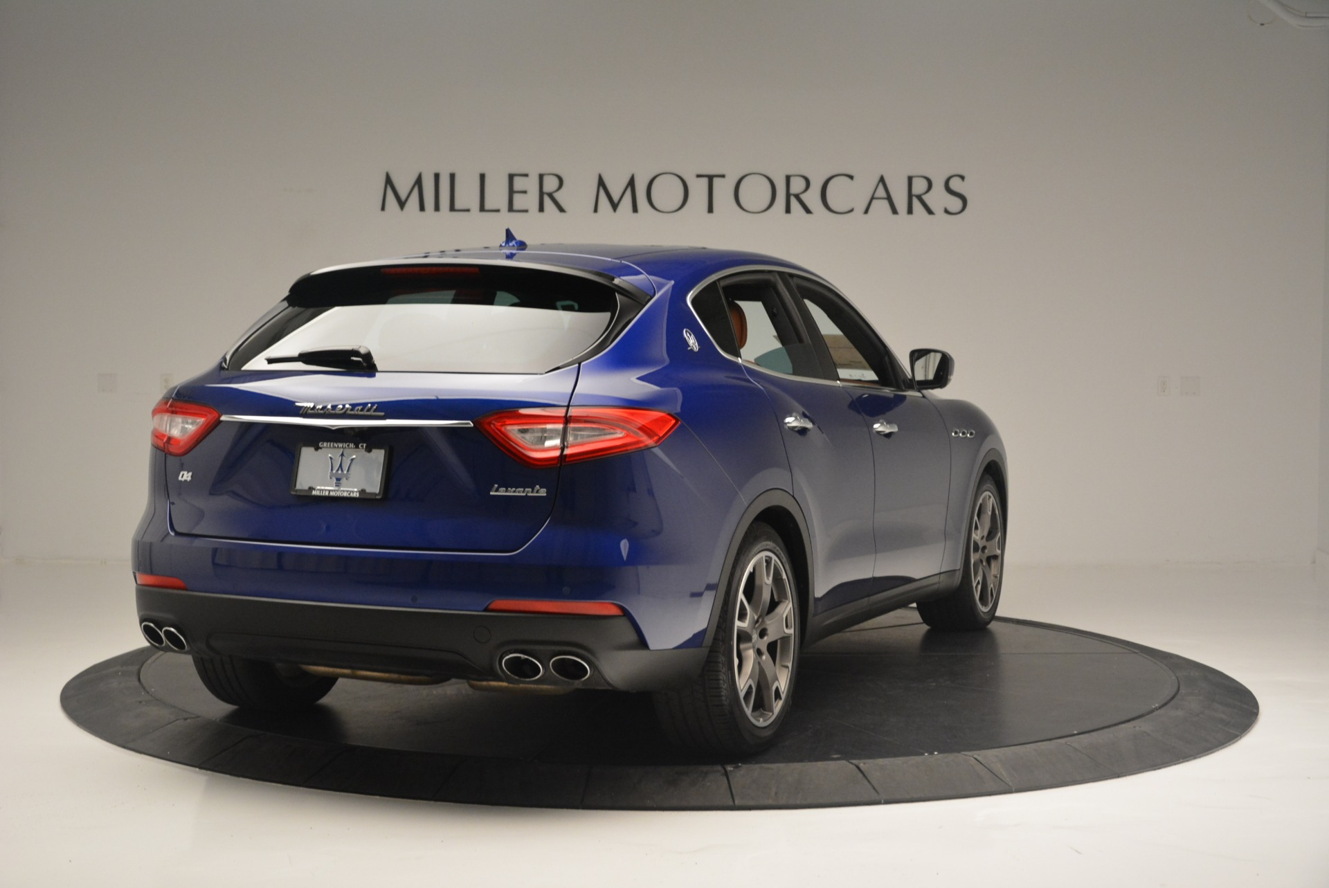 New 2018 Maserati Levante Q4 For Sale In Westport, CT 1558_p8