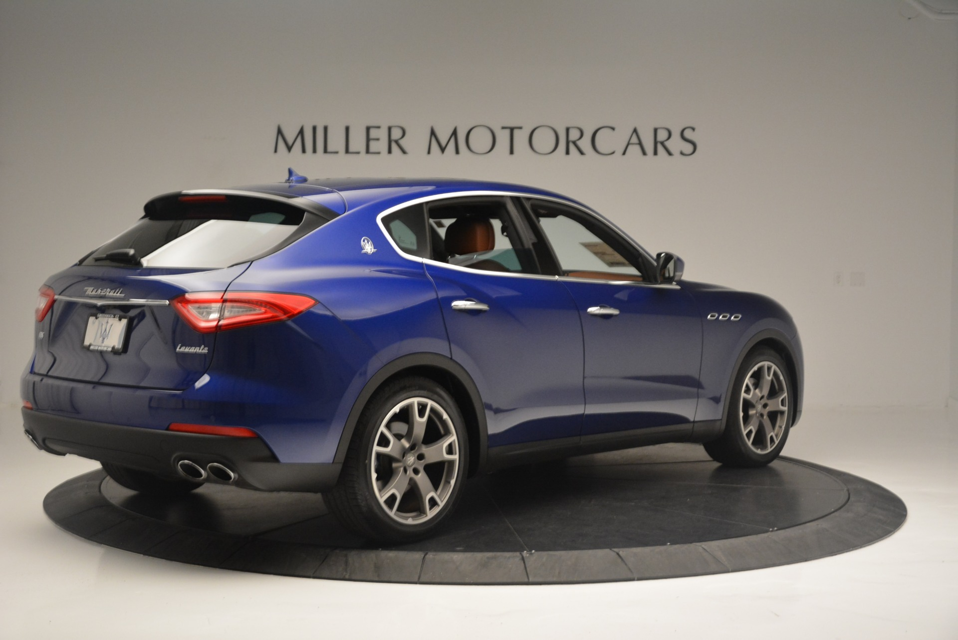 New 2018 Maserati Levante Q4 For Sale In Westport, CT 1558_p9