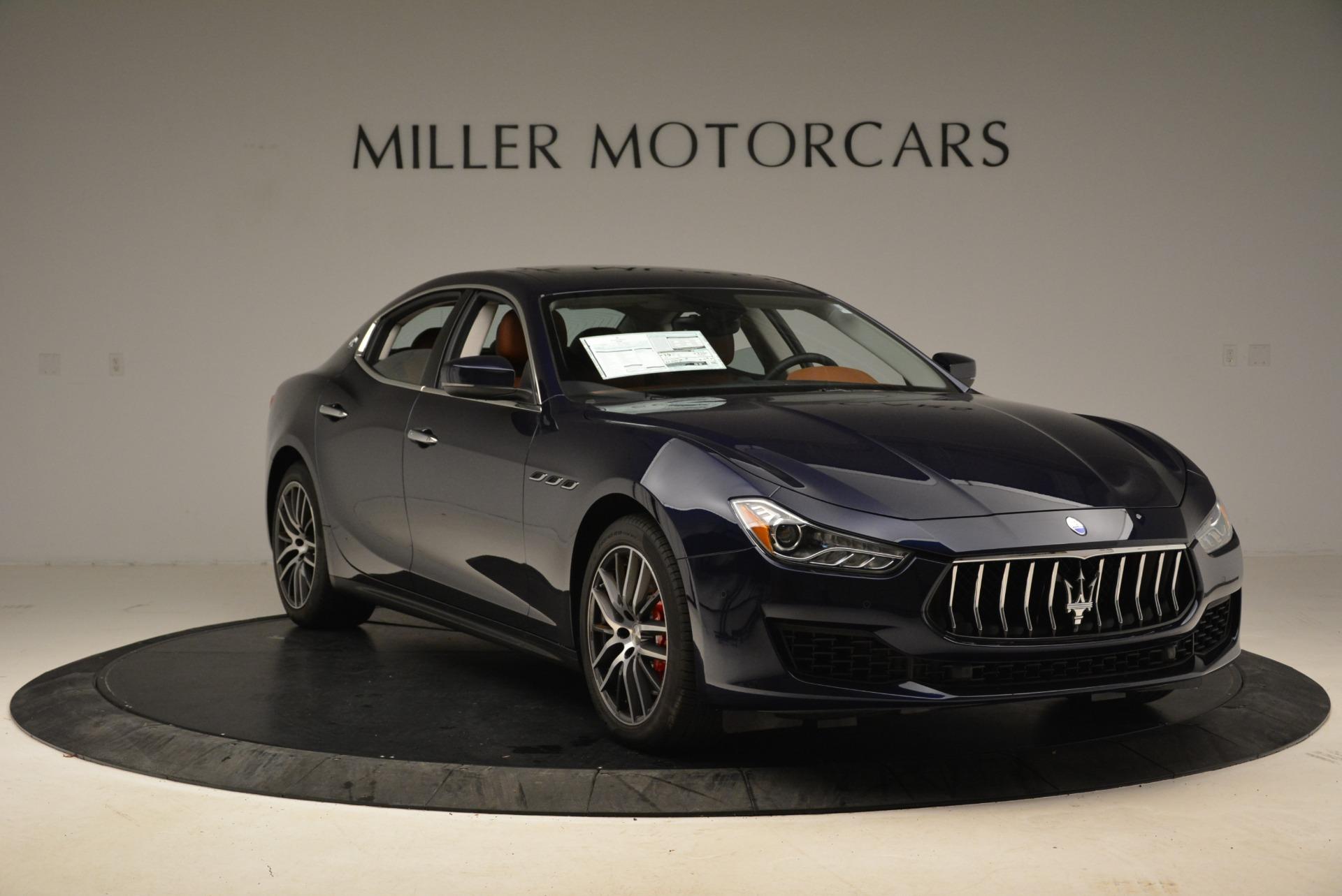 New 2018 Maserati Ghibli S Q4 For Sale In Westport, CT 1559_p11