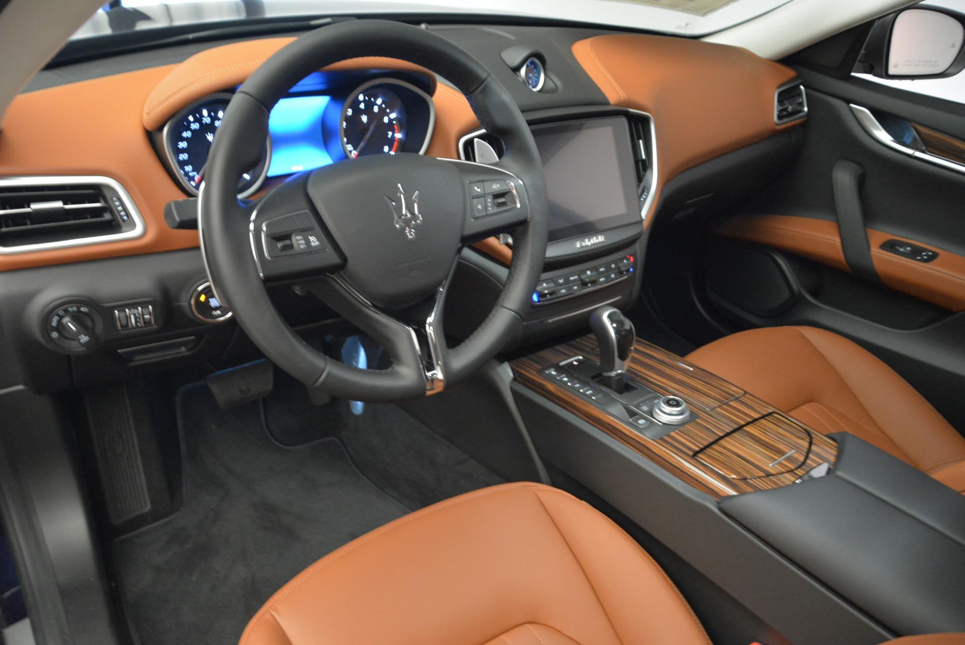 New 2018 Maserati Ghibli S Q4 For Sale In Westport, CT 1559_p13