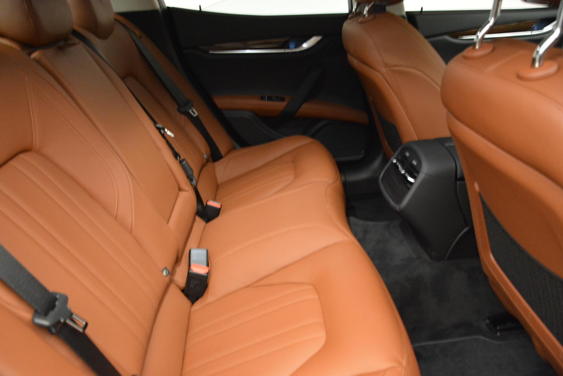 New 2018 Maserati Ghibli S Q4 For Sale In Westport, CT 1559_p25