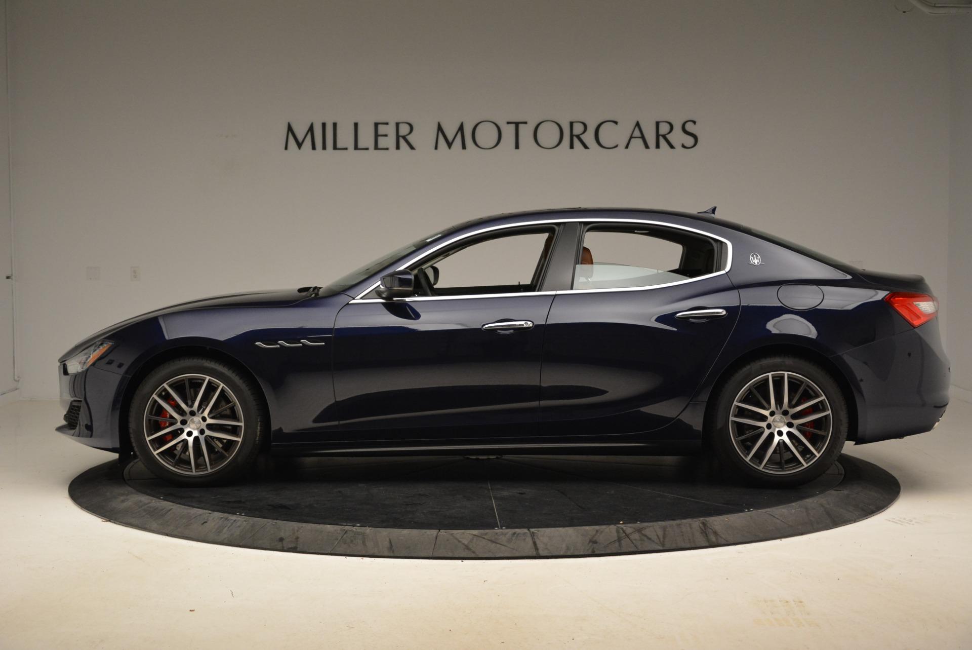 New 2018 Maserati Ghibli S Q4 For Sale In Westport, CT 1559_p3