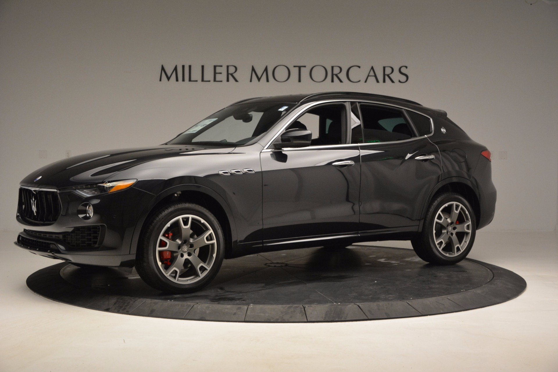 New 2017 Maserati Levante S Q4 For Sale In Westport, CT 1560_p2