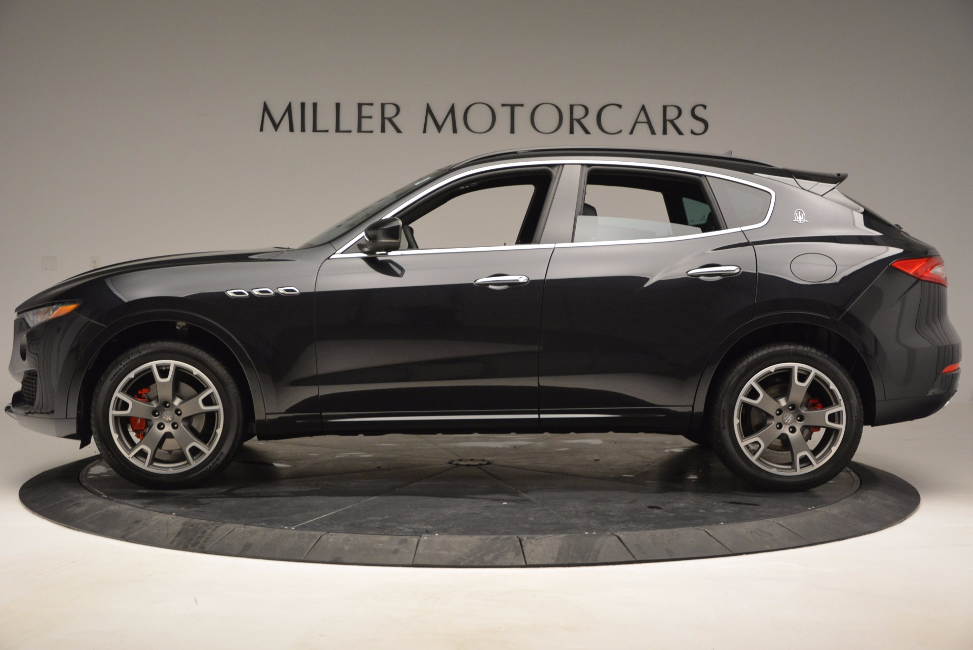 New 2017 Maserati Levante S Q4 For Sale In Westport, CT 1560_p3