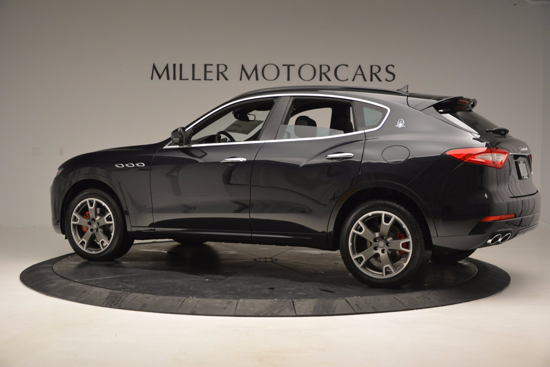 New 2017 Maserati Levante S Q4 For Sale In Westport, CT 1560_p4